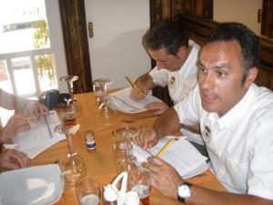 Junta de la Peña Gastronomica